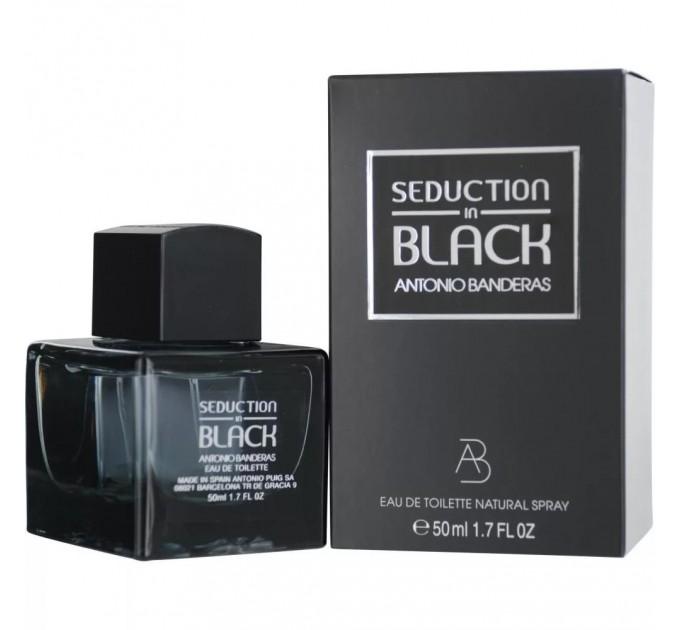 Antonio Banderas - Seduction In Black